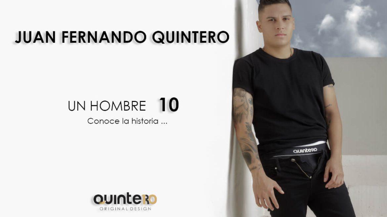 Conoce mas sobre Juan Fernando Quintero
